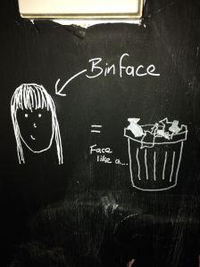 binface
