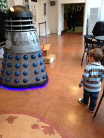 Son1 vs the Daleks
